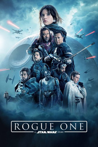 "Plakat von ""Rogue One: A Star Wars Story"""
